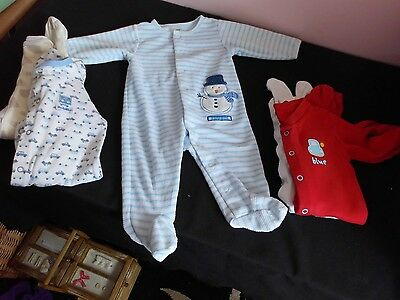 Baby Boys Clothes Bundle 3 To 6 Months (Next/mothercare/carters/george)