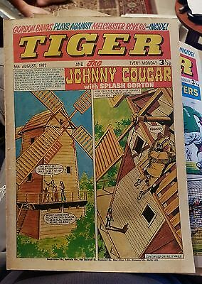 Tiger comic 5th August 1972