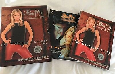 Buffy The Vampire Slayer Books - The Watchers Guide Boxed Set