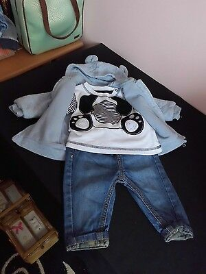 Baby Boys Clothes Bundles 3 To 6 Months