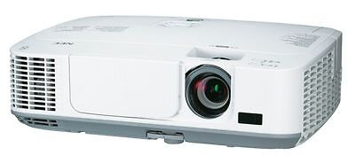 NEC M230X HOME CINEMA LCD Projector NEW LAMP 6000 HOUR HDMI FULL HDTV 1080P USB