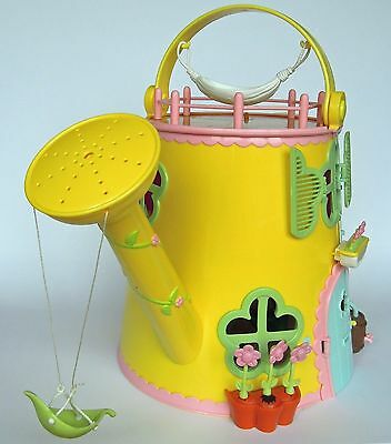 Fifi And The Flower Tots Forget-Me-Not Deluxe Cottage Watering Can Playset Boxed