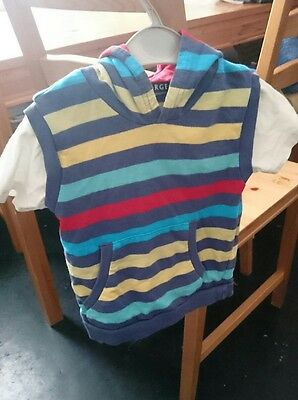 boys t-shirt from george age 12-18 months