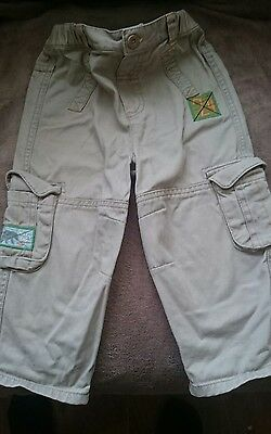 boys marks and spencer trousers 18-24 months