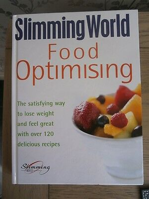 Slimming World Food Optimising 120 Recipe book - Brand New  - FREEPOST