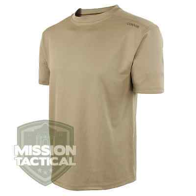 Condor Tactical 101076 MAXFORT Performance Training Shirt Black OD Green Tan NEW