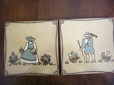 Lot of 2 Piemme Tiles Made in Italy