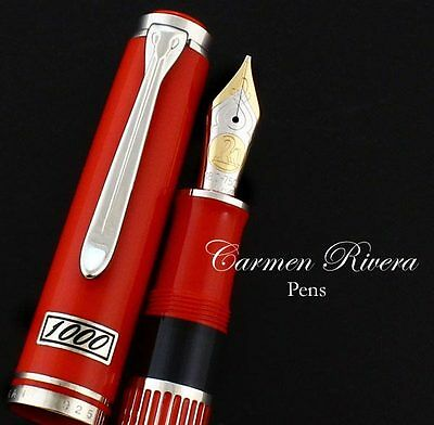 Pelikan Austria 1000 Limited Edition Fountain Pen | Carmen Rivera Pens