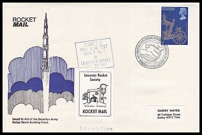 UK 1978 - Coronation FDC - RARE Salvation Army cachet!!! LIMITED edition (490)