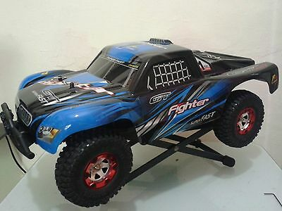 Fy 1:12 Short Coarse Rare  Rc Car Converted To Brushless +Unleashed 40 Mph+Rtr