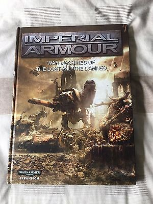 Warhammer 40k Forge World Imperial Armour book 13 OOP Chaos