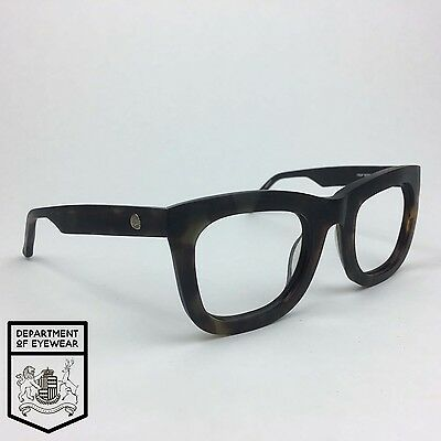 CHEAP MONDAY eyeglasses MATT DARK TORTOISE 'WAYFARER STYLE' frame MOD: 25665253