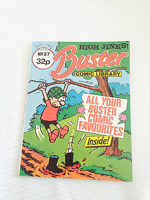 Buster Comic Library x 3 issues (No. 17, 22 and 27