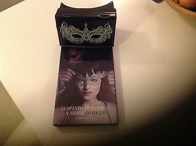 Fifty shades darker promotional VR headset 2017 movie memorobilia 50 shades