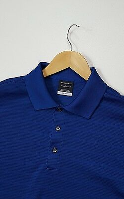 Nike Golf Dri-Fit Polo Shirt Size Medium Immaculate Condition!