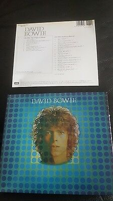 david bowie space oddity 2009 double cd