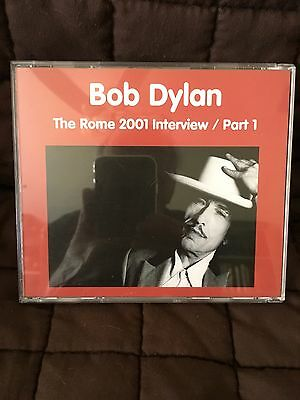 Bob Dylan -The Rome 2001 Interview-parts 1 and 2