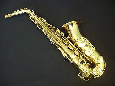 QUALITY! EVETTE By BUFFET CRAMPON ALTO SAXOPHONE + CASE