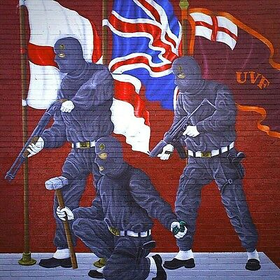 uvf somme memorial poster