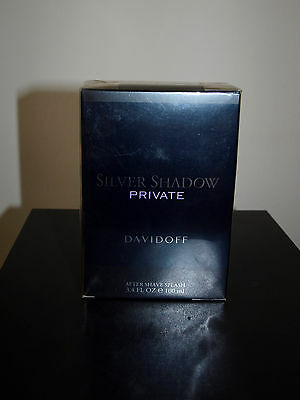 Davidoff Silver Shadow Private - After Shave Splash 100ml