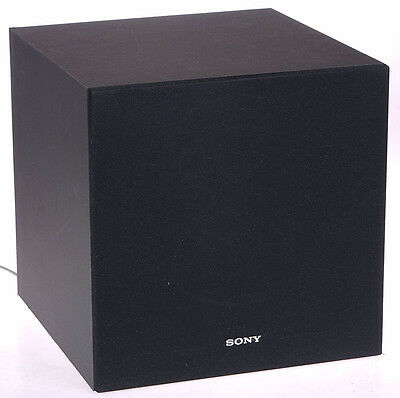 Sony DVD Blue-Ray 3D Home Cinema Theater Hi Fi Subwoofer SS-WSB103 - Nice!