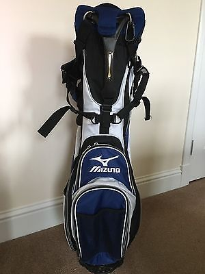 Mizuno Tour Stand Golf bag with Aeroframe