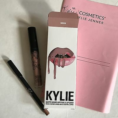 Genuine MOON LIP KIT by Kylie Cosmetics Liquid Matte Lipstick Receipt Included