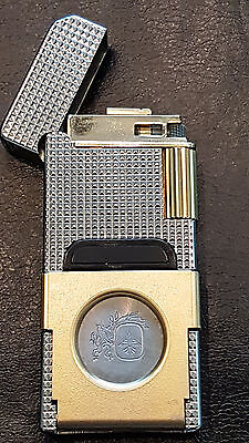Colibri Quantum SST System Cigar Lighter & Cutter