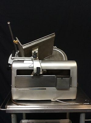 """Hobart 1712 Automatic Deli Meat / Cheese Slicer 12"""" Blade"""