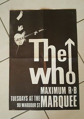 Affiche Groupe The Who