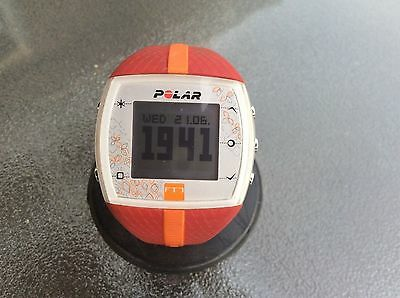 Polar ft7 heart rate monitor watch with H1 transmitter (no strap)