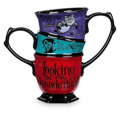 New Disney Store Topsy Alice In Wonderland Through The Looking  Glass Mug Cup