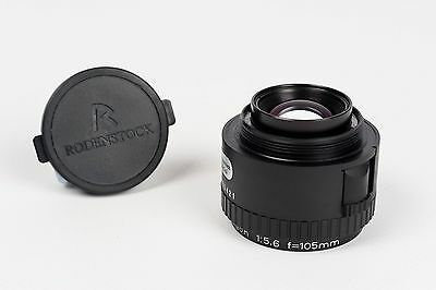 Enlarger Lens Rodenstock Rodagon  1:5,6 f=105mm