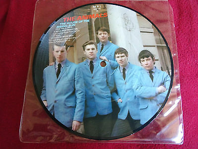 The Animals House Of The Rising Son 7' Picture Disc Rr P 1