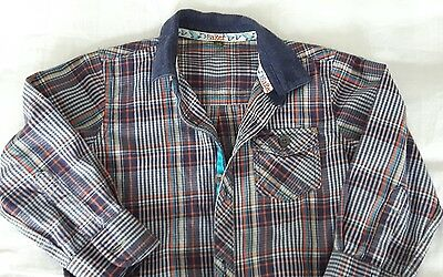 Baker Boy checked shirt 2 - 3 years Ted Baker
