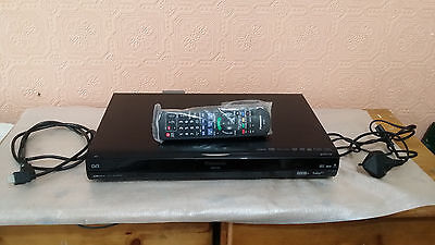 Panasonic DMR-EX83 DVD Recorder with 250GB HDD - Freeview - Black - HDMI