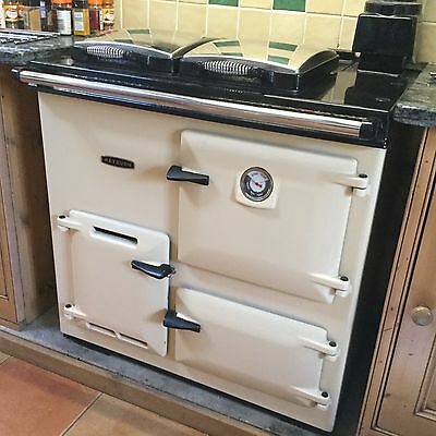 rayburn cooker cream excellent condition