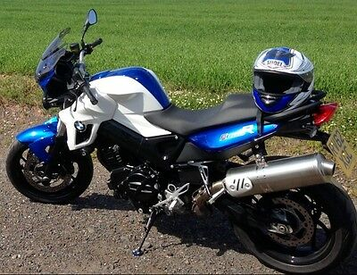BMW F800R 2012 62 plate only 2300 miles