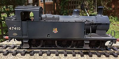 O Gauge - Tower Models 0-6-0 Class 3F Jinty With Dcc Sound And Weathered