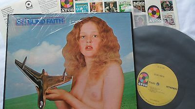 BLIND FAITH 1st PRESS LP in SHRINK - ERIC CLAPTON 1841 Broadway SD 33-304A