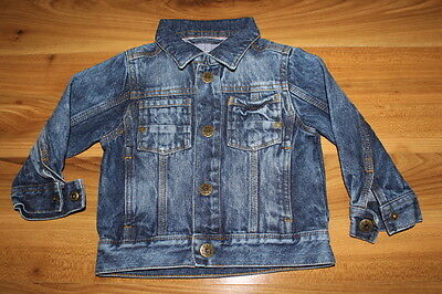 NEXT boys denim jacket 12-18 months *I'll combine postage