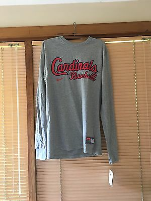 St Louis Cardinals Baseball Long sleeve