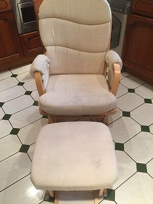 Dutailer glider/rocking nursing chair