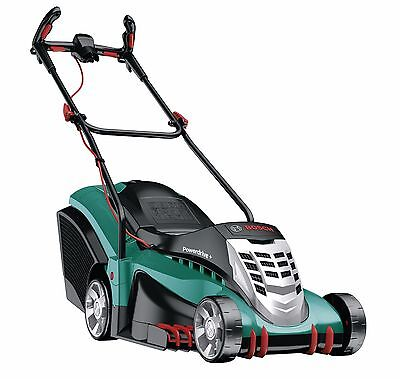 Bosch Lawnmower Electrical Rotak 43 Lawn Mower Tosa Grass Bosc Bosh. Ergoflex