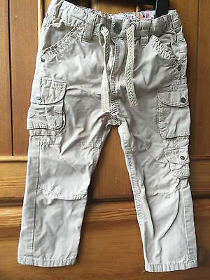 H&M baby girl trousers size 18-24M