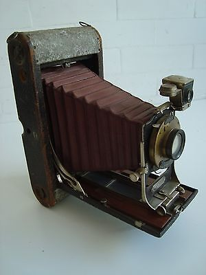 Early Kodak 3A Folding Camera Model A. Vintage collectable