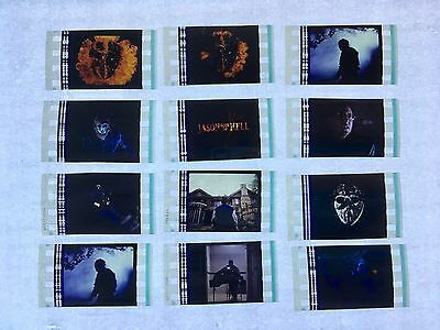 Jason Goes To Hell (1993) Movie 35mm Film Cells Film cell Unmounted horror