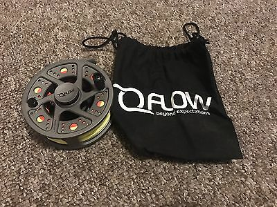 Wychwood Flow 7/8 Fly Reel With 8 Rio Fly Line - Fly Fishing