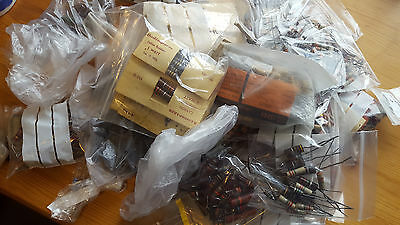 job lot of resistors