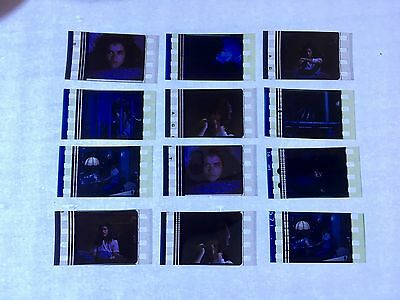 A Nightmare on Elm Street 1984 Movie 35mm Film Cells Film cell filmcell freddy 2